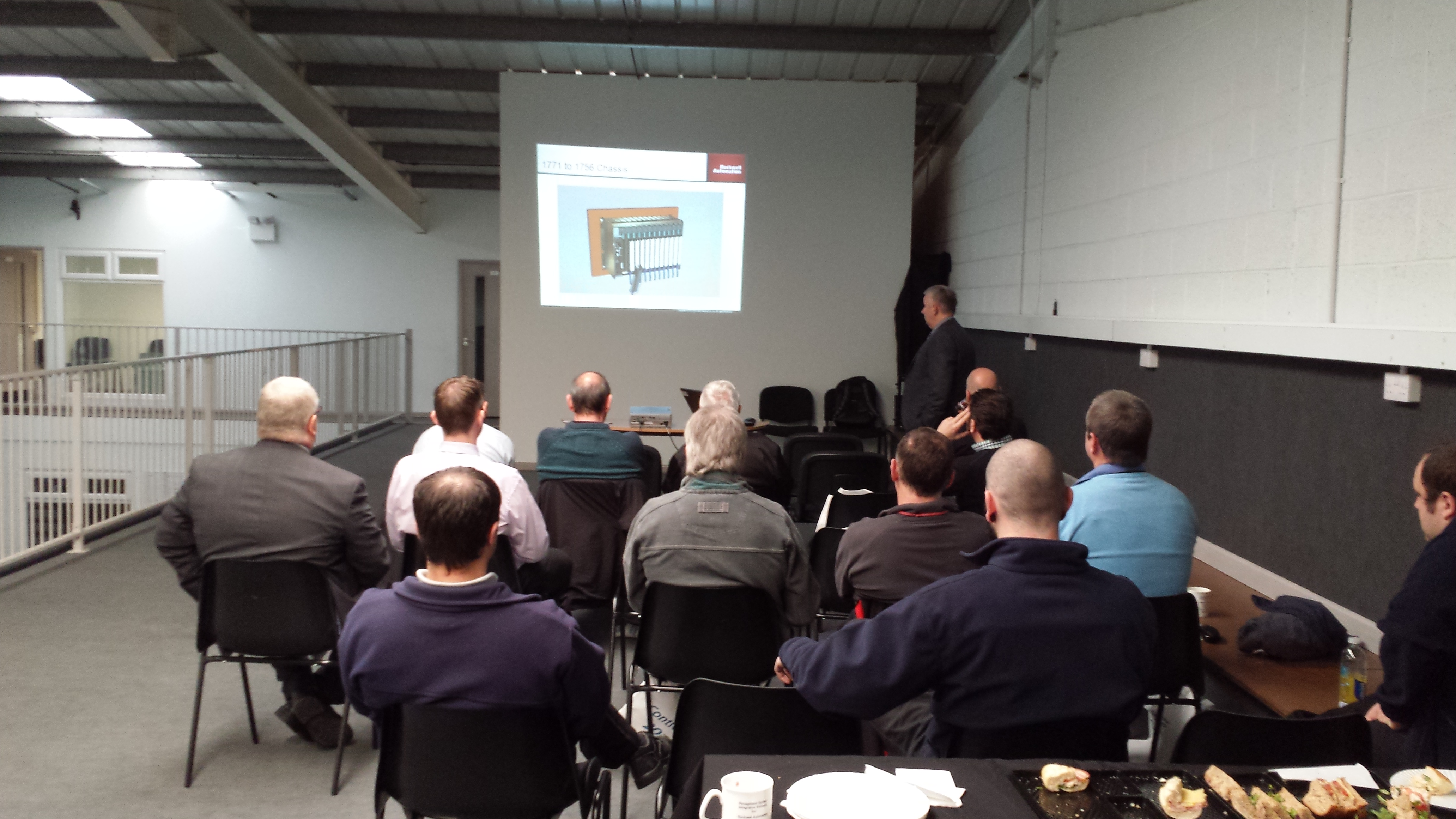 Rockwell 'Lunch & Learn' – 20th November 2015 | Control